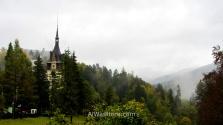 Éste es el precioso entorno en que encontraremos el castillo