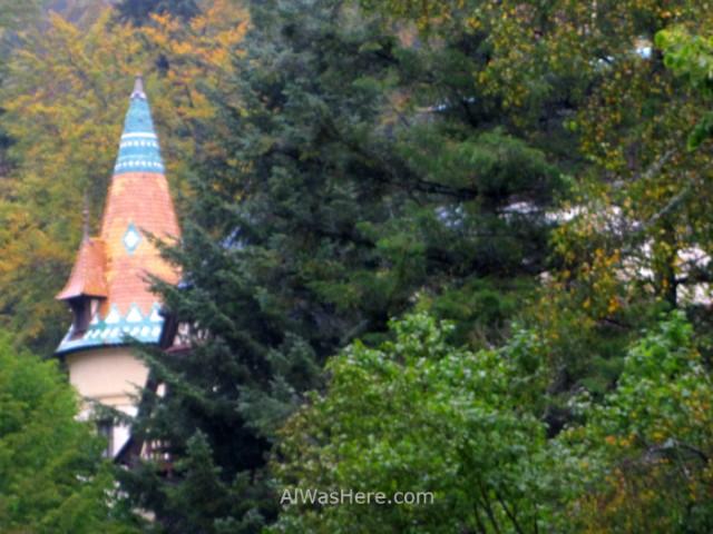 CASTILLO DE PELES 4. edificios buildings, Sinaia Rumania Romania (2)