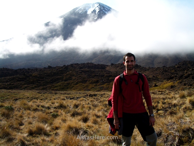 TONGARIRO NATIONAL PARK 1 Alpine Crossing Monte Ngauruhoe Destino Señor Anillos, Parque Nacional Nueva Zelanda. Mount Doom Lord of the Rings New Zealand Alwashere