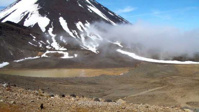TONGARIRO NATIONAL PARK 2 Alpine Crossing Crater Sur South New Zealand Parque Nacional Nueva Zelanda (4)