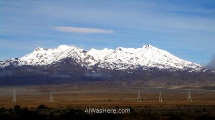 El Monte Ruapehu