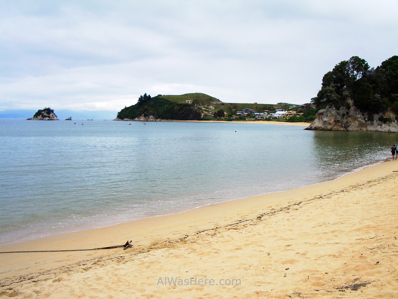 ABEL TASMAN NATIONAL PARK playa beach Nueva Zelanda New Zealand
