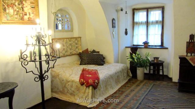 CASTILLO DRACULA 6 interior inside por dentro Bran Castle Transilvania Rumania Transylvania Romania