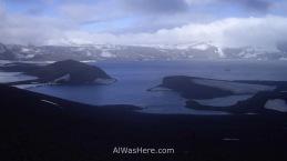 Vista panorámica de la Bahía Telefon