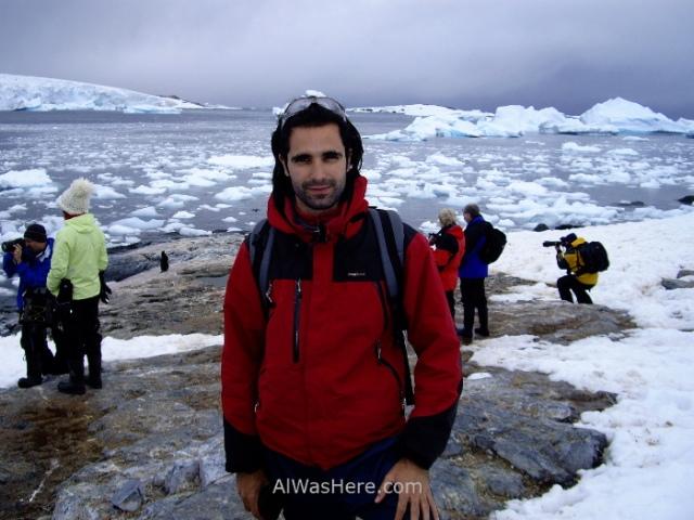 Antartida Cuverville Island Antarctica Alwashere