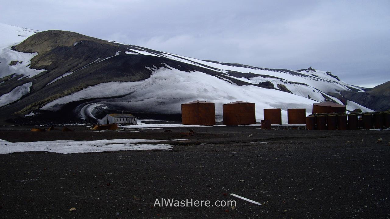 Antártida 2 Deception Island Decepcion Antarctica estacion ballenera whale Station (2)