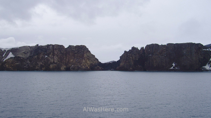 Antártida 2 Deception Island Decepcion Antarctica