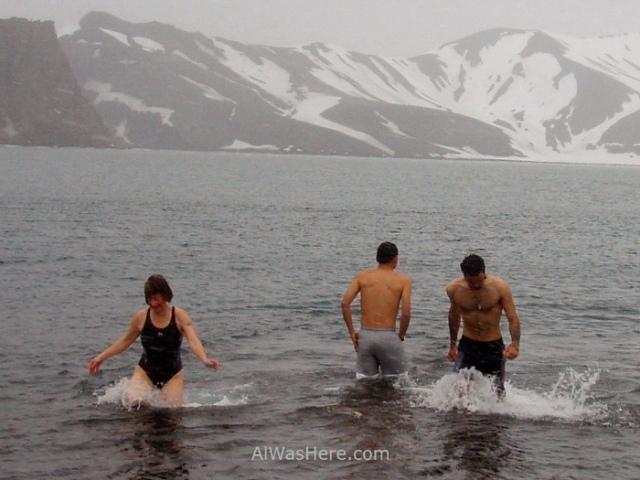 Antartida Isla Decepcion alwashere