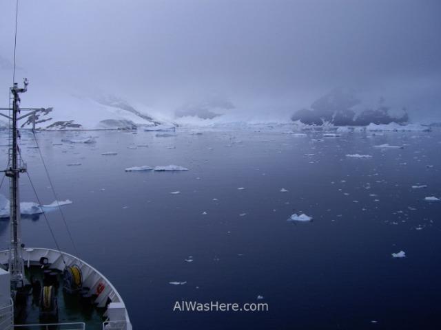 Antartida Puerto Neko, Antarctica Neko Harbour
