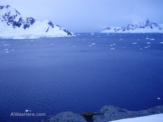 Antartida Puerto o Bahia Paraiso, Antarctica Paradise Bay (2)