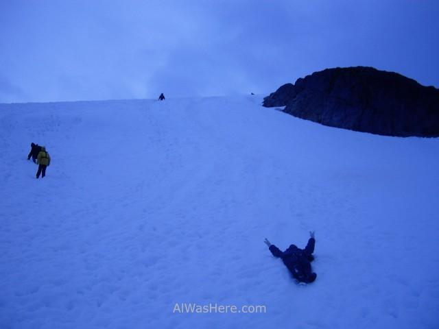 Antartida Puerto o Bahia Paraiso, Antarctica Paradise Bay, Base Almirante Brown (1)