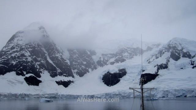 Antartida Puerto o Bahia Paraiso, Antarctica Paradise Bay, Skontorp Cove (2)