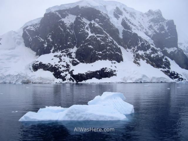 Canal Errera, Antartida. Errera Channel Antarctica